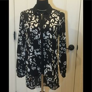 Nicole by Nicole Miller blouse 🌸 Size Small